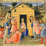 06. Adoration of the Magi, Fra Angelico