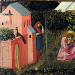 La conversion de Saint Augustin, Fra Angelico