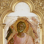 Fra Angelico - San Domenico Altarpiece - Saint Matthew