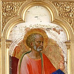 San Domenico Altarpiece – Saint Mark, Fra Angelico