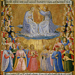 34. Coronation of Mary, Fra Angelico