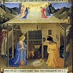 04. Nativity, Fra Angelico