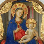 Fra Angelico - Madonna and Child
