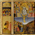 Triptych Last Judgment, Fra Angelico