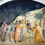 33 The Betrayal of Judas, Fra Angelico