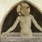 Dead Christ in Pity, Fra Angelico