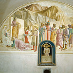 39 Adoration of the Kings, The dead Christ, Fra Angelico