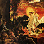 Resurrection Of Christ, Albrecht Altdorfer