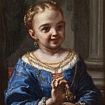 Girl with a Piece of Jewellery