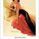Rolf Armstrong - american pinups