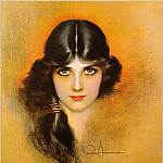Рольф Армстронг - Cos_037_Rolf_Armstrong_Dream_Girl