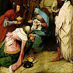 Pieter Brueghel The Elder - The Adoration of the Kings