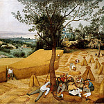 Pieter Brueghel The Elder - The harvesters