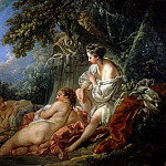 Francois Boucher - The Four Seasons - Summer