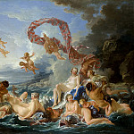 Francois Boucher - The Triumph of Venus