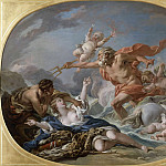 Francois Boucher - Neptune and Amymone