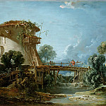 Francois Boucher - The Dovecote