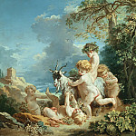 Francois Boucher - Autumn