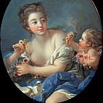 Francois Boucher - Venus and Cupid