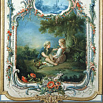 Francois Boucher - Fowling and Horticulture
