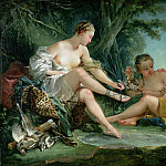 Diana after the Hunt, Francois Boucher
