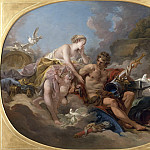 Venus and Vulcan, Francois Boucher