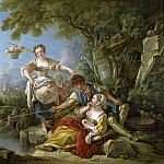 Fisheries, Francois Boucher