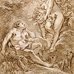 Aurora and Cephalus, Francois Boucher