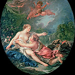 Jupiter and Callisto, Francois Boucher