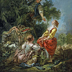 Francois Boucher - The Cherry Picking