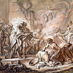 Francois Boucher - The Separation of Jacob and Laban