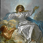 Assumption of the Virgin, Francois Boucher