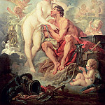 Francois Boucher - Venus and Mars