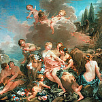 The Rape of Europa, Francois Boucher