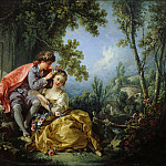 Francois Boucher - The Four Seasons - Spring
