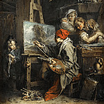 THE LANDSCAPE PAINTER, Francois Boucher