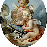 Francois Boucher - Drawing