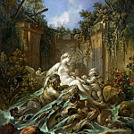 Francois Boucher - The Fountain of Venus