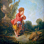 Francois Boucher - The little wine grower
