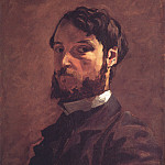 Frederic Bazille - Self Portrait
