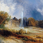 Caspar David Friedrich - Sanssouci Palace
