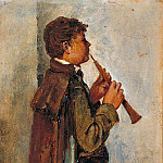 Peter Von Hess - Pifferaro with flute