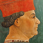 Giovanni Fattori - Portrait of Francesco Sforza