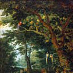 The Paradise, Jan Brueghel the Younger