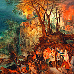 Jan Brueghel the Younger - The Temptation of St. Antony