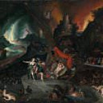 Jan Brueghel the Younger - Aeneas and the Sibyl in the Underworld