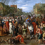 Jan Brueghel the Younger - The Adoration of the Magi