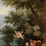 Rest on the Flight into Egypt, Jan Brueghel the Younger