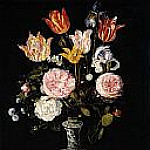 Florero, Jan Brueghel The Elder