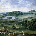Excursión campestre de Isabel Clara Eugenia, Jan Brueghel The Elder